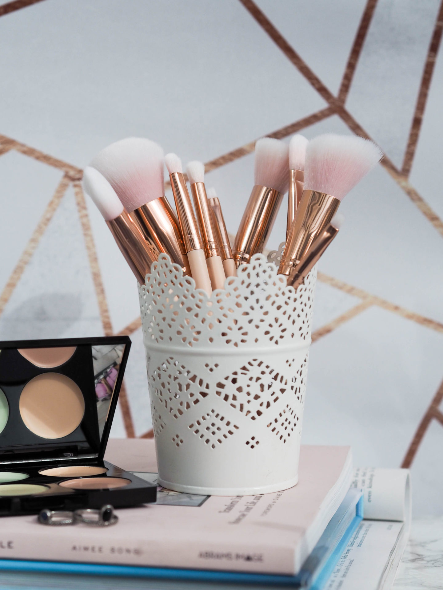 Makeup Revolution Iconic Brush Set